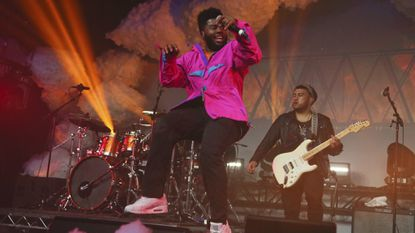 Khalid will perform at Pier Six Pavilion in Baltimore on June 4-5.