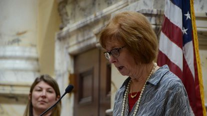 Who is Kathy Klausmeier? Maryland Senate's second-in-command steps up during Miller's illness