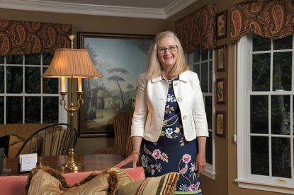 Sabina Kelly, who recently retired as the Greater Maryland market president of Bank of America, is a 2021 inductee into The Baltimore Sun's Business and Civic Hall of Fame.