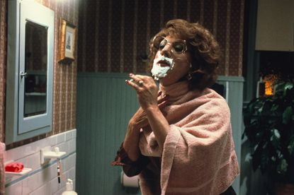 """Dustin Hoffman starred as a desperate-for-work actor in """"Tootsie."""""""