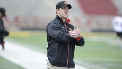 Former Maryland defensive coordinator Kevin Conry.