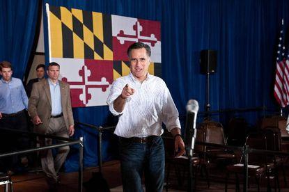 Mitt Romney, zipped