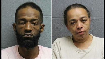 Two charged with intent to distribute crack cocaine after search warrant allegedly uncover 150 grams in Westminster residence