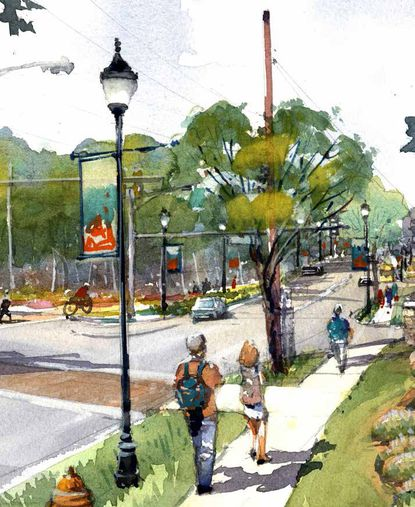 Report outlines improvements for Clarksville Pike