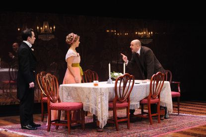 Everyman Theatre opens 25th season with vivid staging of 'An Inspector Calls'