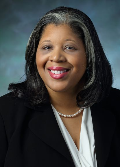 Dr. Aliya Jones, new deputy health secretary and head of the Behavioral Health Administration