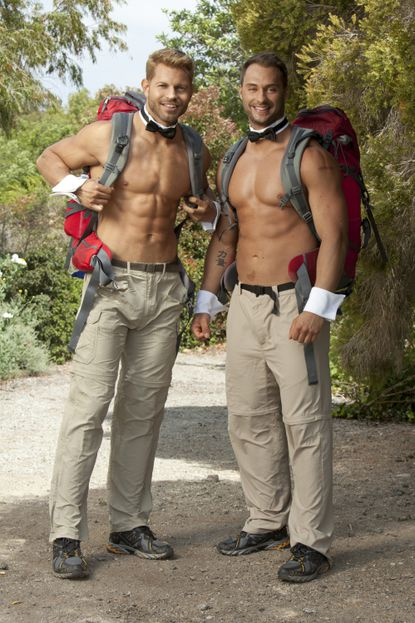 Fact: The Chippendales are far more prone to get what they want when their shirts are off.