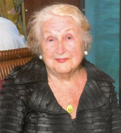Alfreda Jamrosz, survivor of Warsaw Uprising, dies
