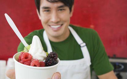 5 sweet freebies to celebrate National Frozen Yogurt Day on Wednesday