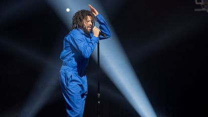 J. Cole pledged to donate $10,000 to Baltimore organization Leaders of a Beautiful Struggle, as a part of NFL player Colin Kaepernick's million dollar pledge.