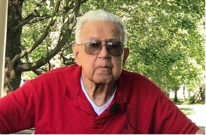 Warren Dorsey, 99, will be the Historical Society of Carroll County's first speaker in their Talks of the Tavern evening speaker series.