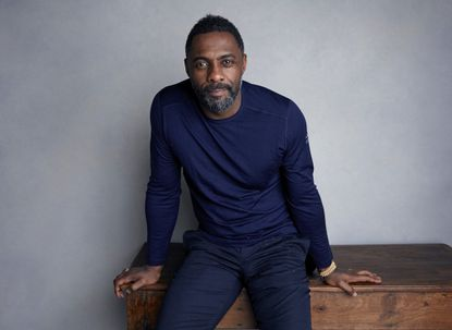 "People magazine named Idris Elba, the actor known for his role as Stringer Bell in ""The Wire,"" as its sexiest man alive."