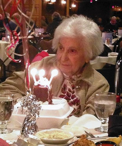 Lena Miller celebrated her 100th birthday, and the county's designation of Lena Miller day, on Jan. 8.