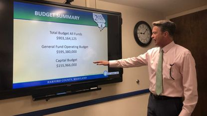 Harford executive plans $10.7 million increase in school funding as part of $903.6 million county budget for FY2020