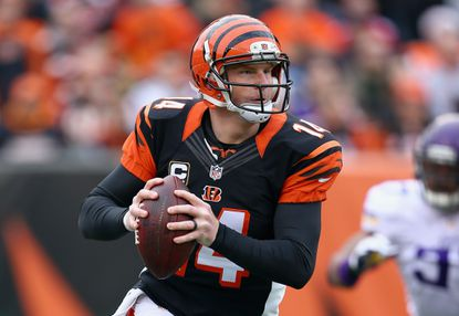 AFC North Notebook: Bengals QB Andy Dalton growing more dangerous