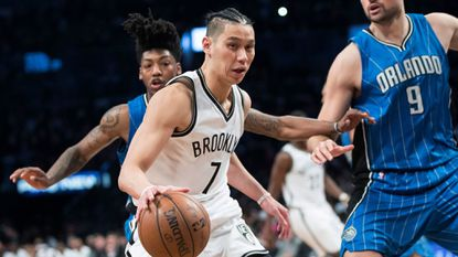 Brooklyn Nets bring training camp to Naval Academy