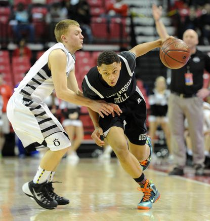 Former Patterson Mill star C.J. Keyser is headed to Wichita State for the 2016-17 season.