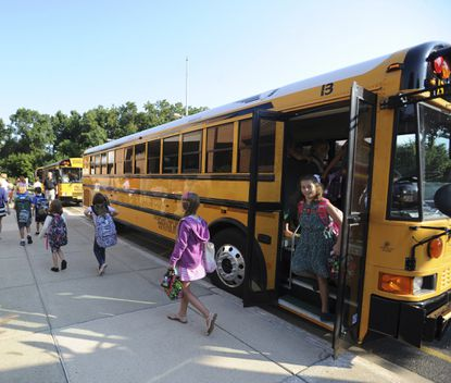 The bus schedules for the 2017-18 school year, which will start after Labor Day for the first time in many years, were released Thursday on the Harford County Public Schools website.