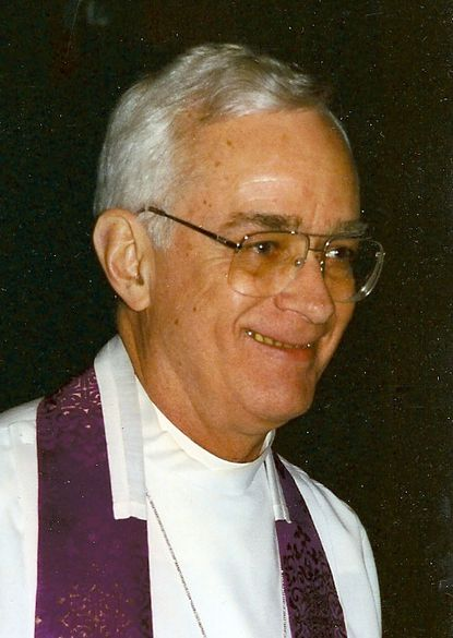 The Rev. James R. Crowder became a vigorous proponent of civil rights in the 1960s.