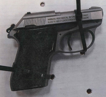 The owner of a .32 caliber handgun caught at BWI security said he forgot that he had a loaded gun with him.