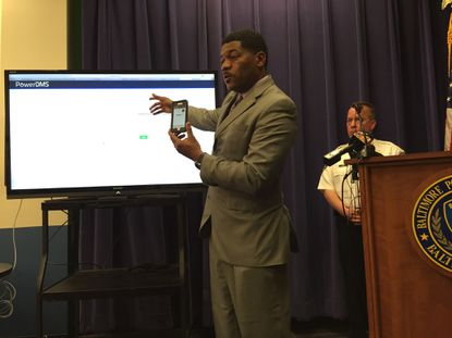 New software will ensure Baltimore police officers receive policy changes, a key issue in Freddie Gray case