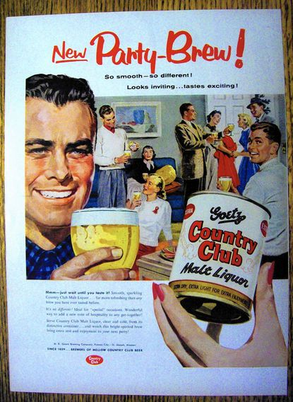 Never run out of Colt 45: A taste test of malt liquor and a look at the beer's marketing history