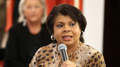 """President Donald J. Trump called White House correspondent and CNN political analyst April Ryan a """"loser"""" and """"nasty,"""" and hinted at possibly extending journalist Jim Acosta's revokation of press credentials to """"others."""""""