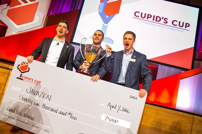 University of Maryland startup wins Cupid's Cup by blending coffee and zen