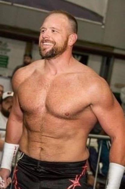 "Richard ""RJ"" Meyer resumed his wrestling career as a recovering addict."