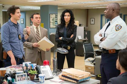 In 'Brooklyn Nine-Nine,' Braugher's gay cop a welcome addition to prime time