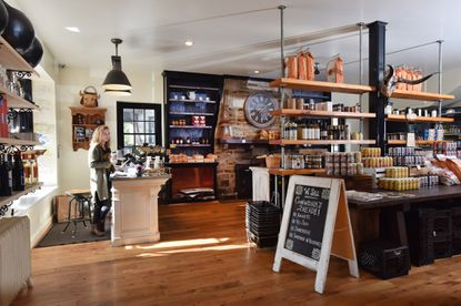 """The new location of John Brown General & Butchery will greet guests """"as soon as possible,"""" said owner Robert Voss. The original store is pictured."""