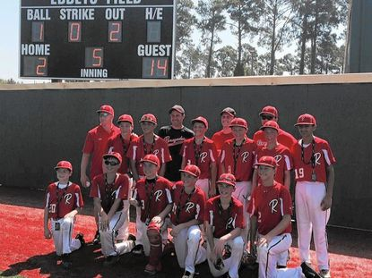 The 13U Western Howard County Renegade Black travel team competed with 23 teams from around the country in the Ripken Tidal Wave Tournament in Myrtle Beach, SC, July 5-10.