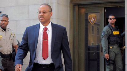 The administrative trial of Baltimore Police Officer Caesar Goodson Jr. is expected to wrap up today at the University of Baltimore. Goodson faces more than 20 charges of violating police policy and could lose his job if any of the charges are sustained.