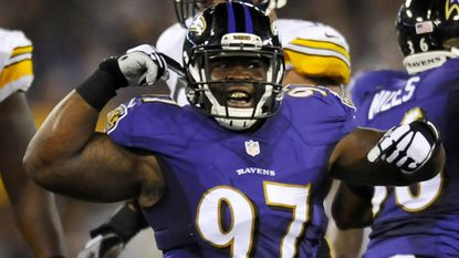 Ravens defensive tackle Timmy Jernigan is likely to receive much of suspended tackle Haloti Ngata's playing time.