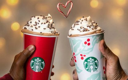 Starbucks Happy Hour: BOGO holiday beverages on Thursday