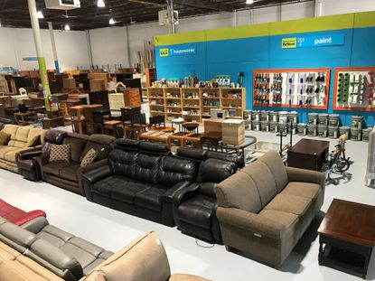 The Restore in Columbia has reopened in a bigger space.