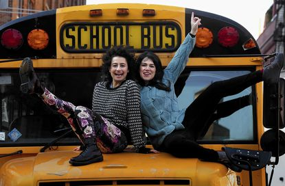 """""""Broad City"""" will air on Comedy Central."""