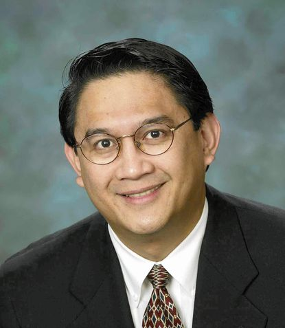 Dr. Alvin Sanico is director of the Asthma Sinus Allergy Program at GBMC.