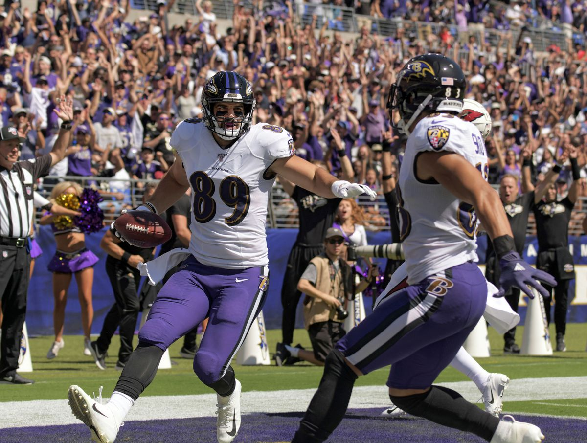 Five Things We Learned from the Ravens' 23-17 win over the Arizona Cardinals