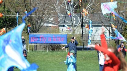 Kite Festival, Arbor Day, farmers market opening highlight busy Saturday in Bel Air