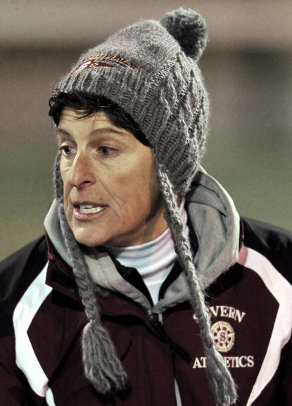 Severn girls lacrosse coach Renie Sotiropoulos stepping down after 20 years