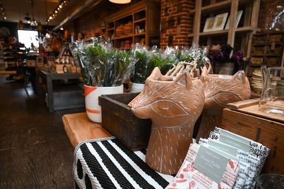 Trohv is an eclectic gift shop on The Avenue in Hamden featuring home goods and gifts.