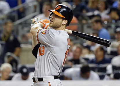 Agent Scott Boras: Orioles still in on Chris Davis