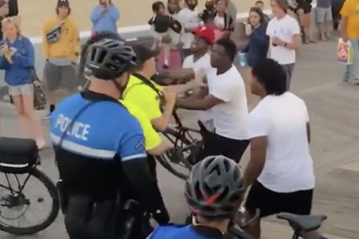 Maryland NAACP, community leaders call for suspension of Ocean City officers over videos of violent arrests