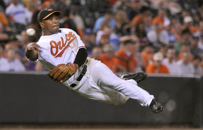 Former Orioles third baseman and super-utility player Melvin Mora will be inducted into the club's Hall of Fame.