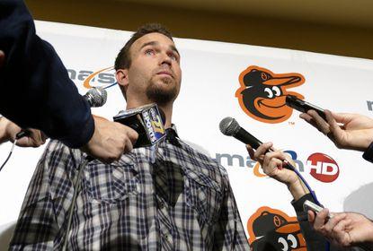 Orioles shortstop J.J. Hardy says his left shoulder feels 'strong'