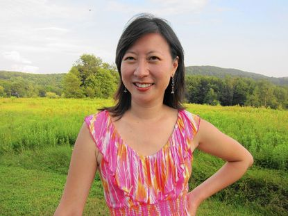 """Former Baltimore Sun journalist Cheryl Lu-Lien Tan comes to the Enoch Pratt Free Library on June 5 to discuss the new short story collection she edited, """"Singapore Noir,"""" with the Baltimore writer Rafael Alvarez."""