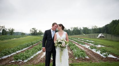 Mary Catherine Gilliam and Andrew Philip Norman married May 27 at One Straw Farm.