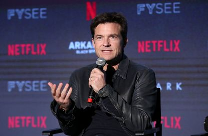 """Jason Bateman attends the #NETFLIXFYSEE """"Change In Focus"""" during Netflix FYSEE at Raleigh Studios on May 18, 2018 in Los Angeles, Calif."""