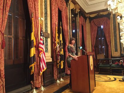 So, there's no Civilian Review Board right now—Pugh's office, Jill Carter say it's on its the way